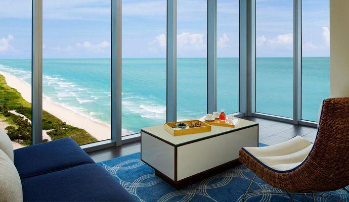 chambre ocean tower