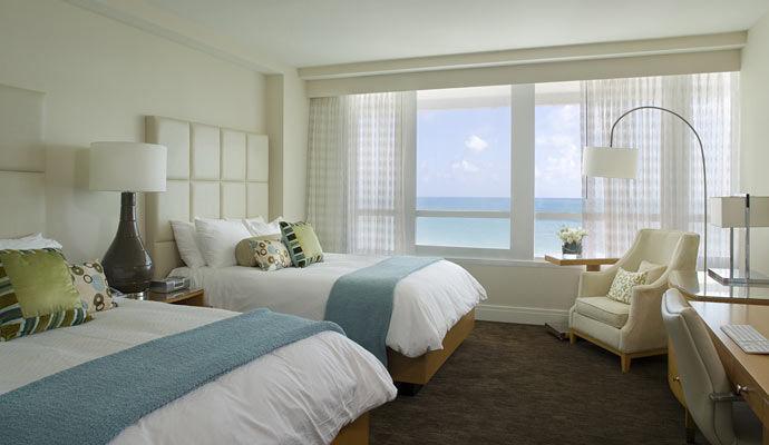 chambre chateau versailles vue ocean
