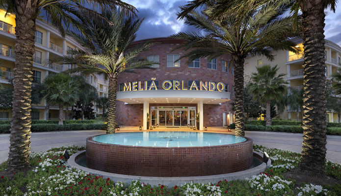 Melia Orlando Hotel at Celebration 4 *