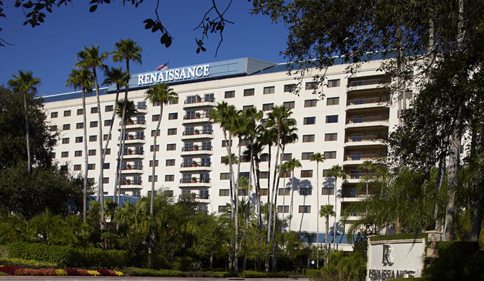 Renaissance Orlando Resort at Seaworld 3 *
