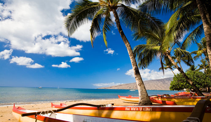 2 îles. Maui et la Big Island 3*