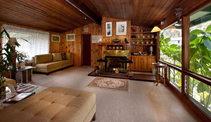 chalet at kilauea