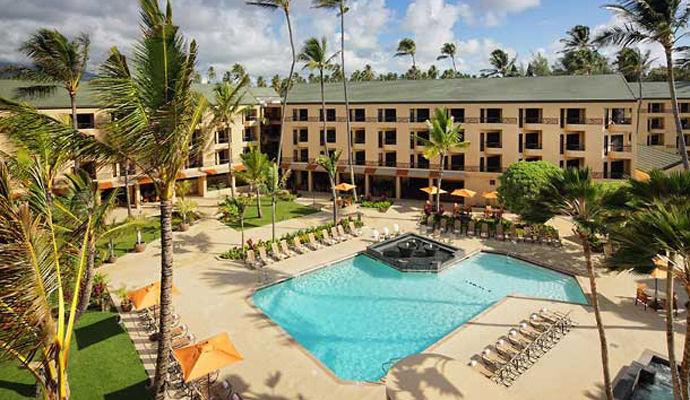 courtyard by marriott kauai