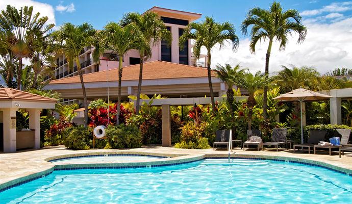Hôtel Maui Coast 3 *
