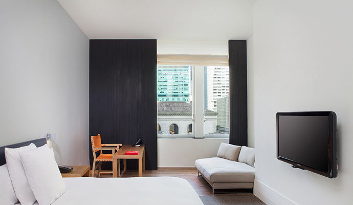chambre andaz king
