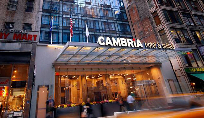 Cambria Hotels & Suites Times Square 3 *