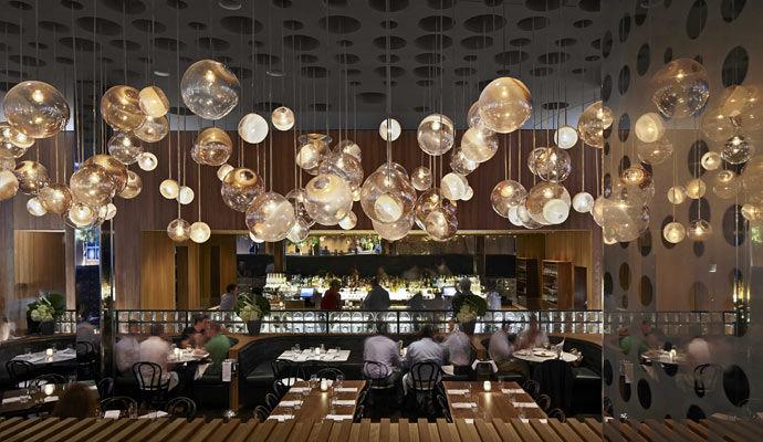 restaurant marble lane
