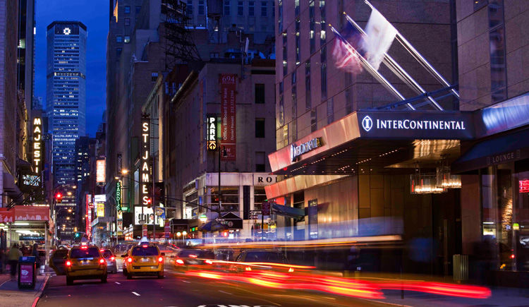 Intercontinental Times Square 4 *