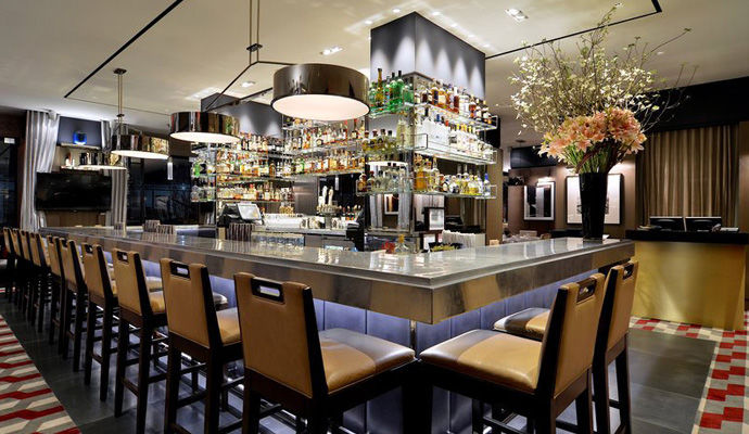 The Regency bar and grill