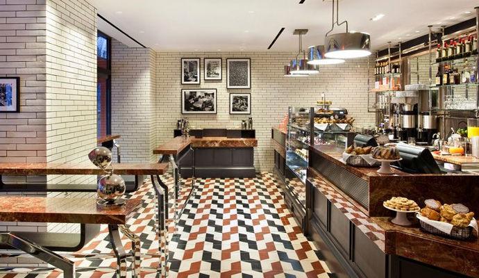 Sant Ambroeus Coffee Bar